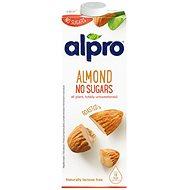 Rostlinný nápoj Alpro mandlový nápoj neslazený 8x1l - Rostlinný nápoj