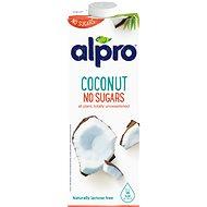 Alpro unsweetened coconut drink 8x1l