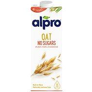 Alpro unsweetened oatmeal 8x1l