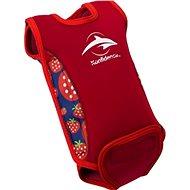 Konfidence Babywarma, červená - Neoprenový oblek