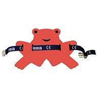 Dena pás plavecký pro děti, ŽABKA, červená - Pásek