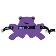 Dena pás plavecký pro děti, ŽABKA, fialová - Pásek