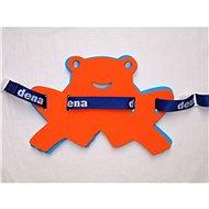 Dena pás plavecký pro děti, ŽABKA, modrá - Pásek