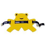 Dena pás plavecký pro děti, ŽABKA, žlutá - Pásek