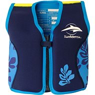 Konfidence ORIGINAL JACKET - Buoyancy Swim Vest, Blue - Vest