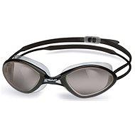 Head Tiger Race Liquidskin, kouřová/černá - Plavecké brýle