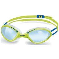 Head Tiger Race Liquidskin, modrá/lime - Plavecké brýle