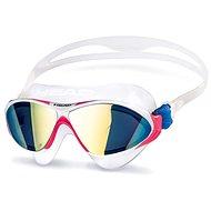 Head Horizon, zrcadlové, růžová - Plavecké brýle