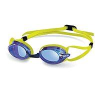 Head Venom, modrá/limetková - Plavecké brýle