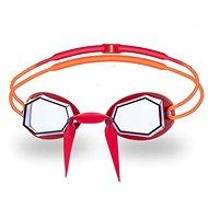 Head Diamond, červená/oranžová - Plavecké brýle