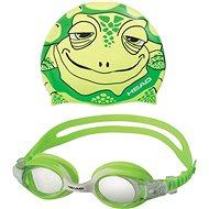 Head Meteor Junior Swimming Set, Turtle - Set