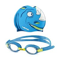 Head Meteor, dětská sada, nosorožec - Plavecké brýle