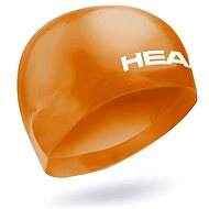 Head 3D Racing M, oranžová - Plavecká čepice