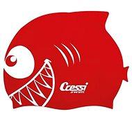 Cressi Kid Swimm Cap, Red - Swim Cap