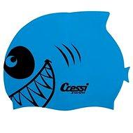 Cressi Kid Swimm Cap, Blue - Swim Cap