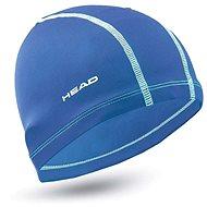 Head Polyester Cap, Blue - Swim Cap