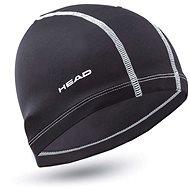 Head Polyester cap, černá - Plavecká čepice