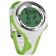 Mares SMART, bílá/zelená - Potápěčský počítač