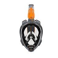 Ocean Reef ARIA QR, Black - Mask