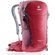 Deuter Speed Lite 24 cranberry-maron - Turistický batoh