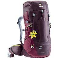 Deuter Futura PRO 34 SL aubergine-maron - Turistický batoh