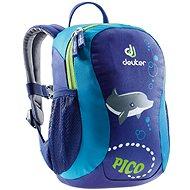 Deuter Pico indigo-turquoise - Dětský batoh