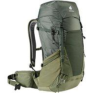 Deuter Futura Pro 40 ivy-khaki - Turistický batoh