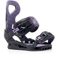 Drake Queen, Black vel. M - Vázání na snowboard