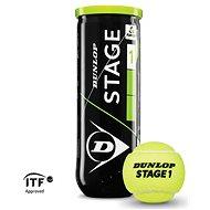 Dunlop Stage 1 - Tenisový míč