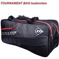 Dunlop Elite Tournament Bag, černá/červená - Sportovní taška