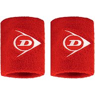 DUNLOP Wristband, 7cm, Red - Wristband