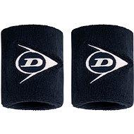 DUNLOP Wristband 7 cm tm. modré