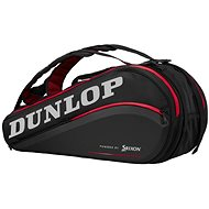 Dunlop CX PERFORMANCE 9 RAKET THERMO, Black/Red - Bag