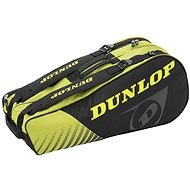 Dunlop SX-CLUB 6 ROCKET, Black/Yellow - Bag