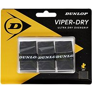 Tenisová omotávka DUNLOP Viper-Dry omotávka černá