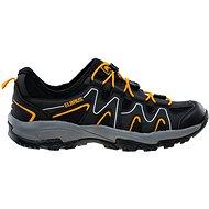 Elbrus Gerdis Black / Dark gray / Radiant yellow EU 45/304 mm - Trekking Shoes