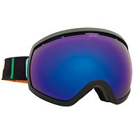ELECTRIC EG2 COLOR WORDMARK brose/blue chrome - Lyžařské brýle