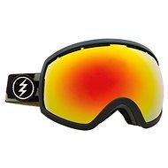 ELECTRIC EG2 CAMO brose/red chrome - Lyžařské brýle