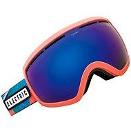 ELECTRIC EG2.5 PINK PALMS brose/blue chrome - Lyžařské brýle