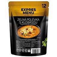 Expres Menu Zelná polévka s klobásou