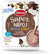 Emco Super drink protein & oats - 45g - Drink