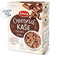 Emco Ovesná kaše s čokoládou 5x55g - Ovesná kaše