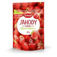 Emco Mrazem sušené jahody 30g  - Lyofilizované ovoce