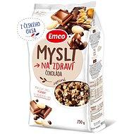 Emco Muesli - Sprinkled Chocolate, 750g - Muesli