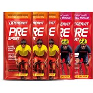Enervit PRE Sport MIX, 3x 45g Orange and 2x 45g Cranberry - Energy gel