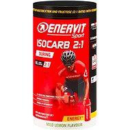 Enervit Isocarb 2:1 (650 g) citron - Energetický nápoj
