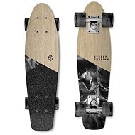 Street Surfing Beach Board Wood Dimension - Skateboard