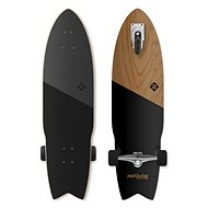 Street Surfing Shark Attack Koa Black