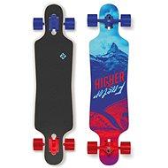 "Street Surfing Freeride 39"" Curve Higher Faster - Longboard"