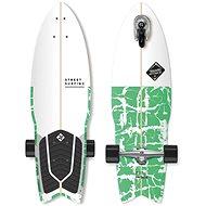 """Street Surfing Shark Attack 30"""" Psycho Green - Longboard"""